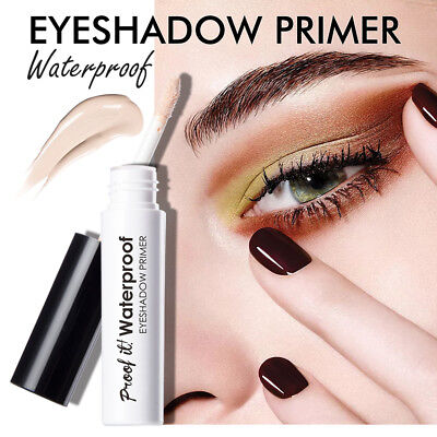 Waterproof Eye Shadow Eye Base Primer Rendering Makeup Long Lasting for 24 Hours