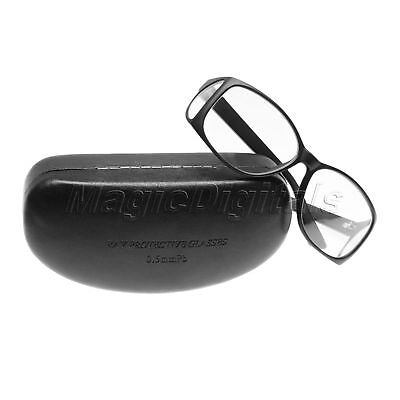 X-Ray Front & Side Comprehensive Protection Lead Glasses Equivalent 0.5mmpb +Box