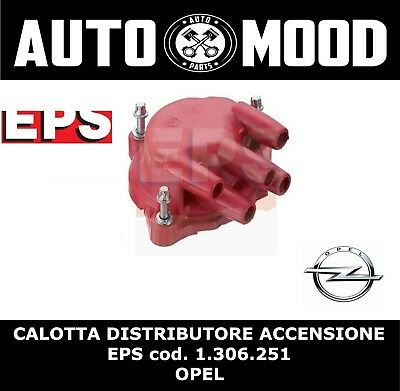 Calotta Distributore Accensione Eps 1.306.251 - Opel Calibra A - Vectra A