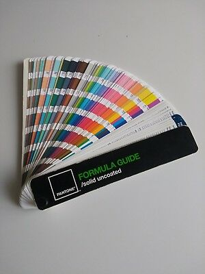Pantone Formula Guide Solid Uncoated