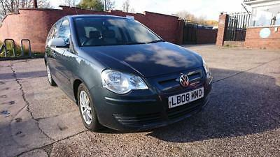 2008/08 Volkswagen Polo - 1.4 Tdi - Diesel - Non Runner - Spares Or Repair!!