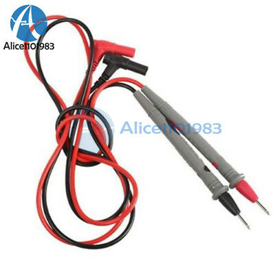 Digital 1000V 20A Multi Meter Probe Test Leads Pin Tester Probe Wire Pen Cable