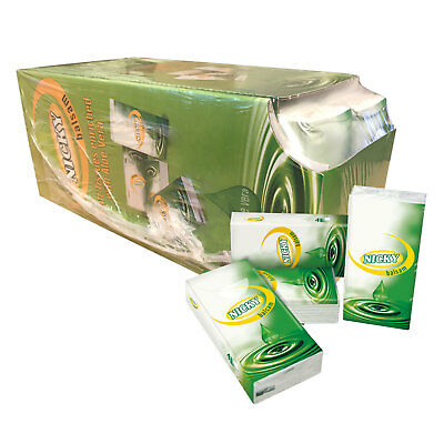 Nicky Balsam with Aloe Vera Soft Pocket Tissues 24 Pack 4 Ply 9 Tissues Per Pack