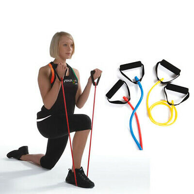PhysioRoom Widerstands Workout Tube Fitness Band