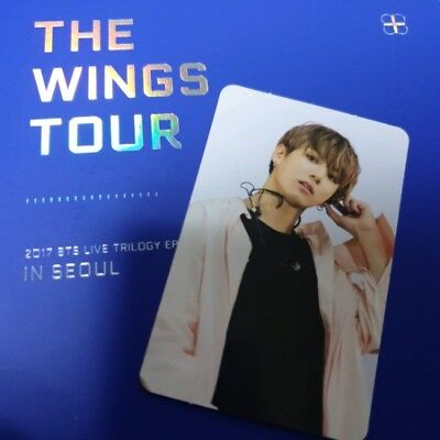 BTS 2017 The Wings Tour In Seoul DVD Live Trilogy Episode III Set Jung Kook PC