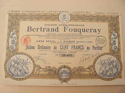 Ste  BERTRAND  FOUQUERAY.