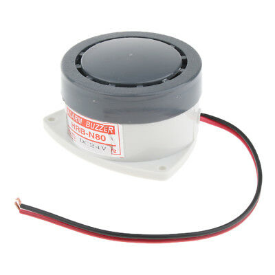 DC 24V 95dB Loud Security Sound Alarm Buzzer Siren for Home Security System