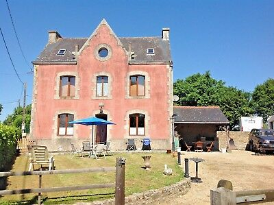 2 French propertys  Brittany france  150,000 euros