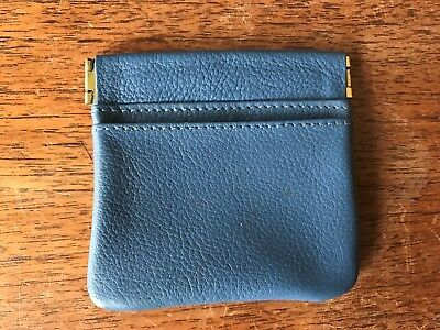 Vintage Levenger Coin Purse--Made in Spain