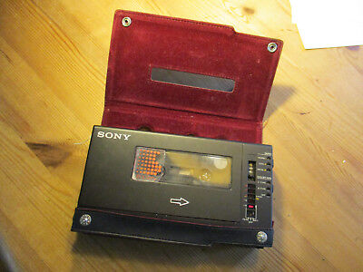 SONY Walkman WM-D6C Professional