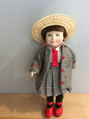 Mary Engelbreit Alice Doll Excellent Complete #661700 by Applause