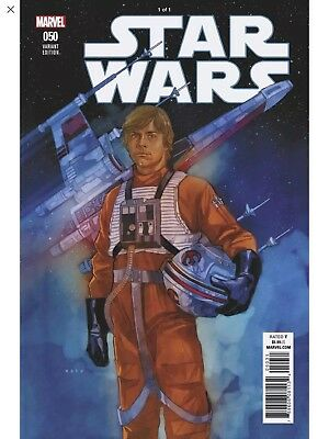 Star Wars #50 Marvel Comics Noto 1:25 Variant