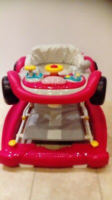 Mothercare Baby walker great condition hardly used pick up only