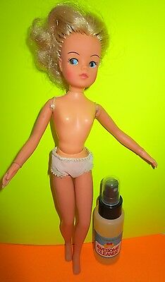 Awesome Cleaner For Pedigree SINDY Vinyl Doll Vintage/New Dolls Mego 2Gen Hasbro