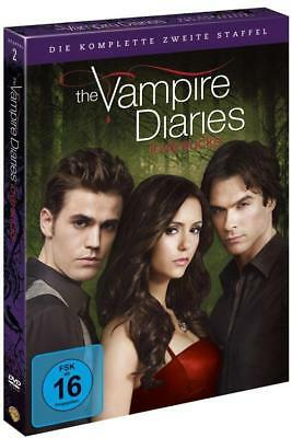 The Vampire Diaries - Staffel 2, DVD, NEU
