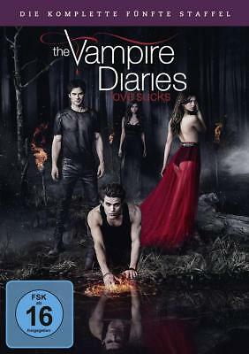 The Vampire Diaries - Staffel 5, DVD, NEU