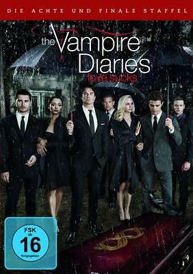 The Vampire Diaries - Staffel 8 (finale Staffel), DVD, NEU