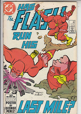Flash  V1#331  Fn+/ Vfn  1984    Dc Comics