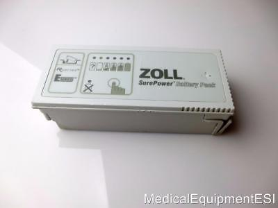 Zoll SurePower Rechargeable Lithium Ion Battery for E Series