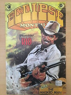 Eclipse Monthly #10 (1984) Save on Combined Shipping!