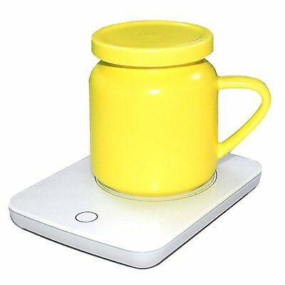 Coffee Mug Warmer For Desk Auto Shut Off Beverage Warmer for Home & Office Use