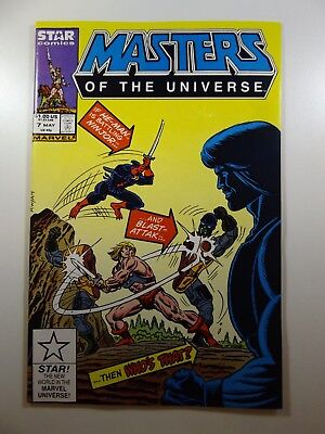 Masters of The Universe #7 Star Comics Series Beautiful NM-/NM Condition!!