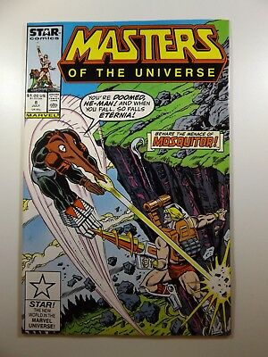 Masters of The Universe #8 Star Comics Series Beautiful NM- Condition!!