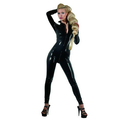 The Latex Collection - Latex-Catsuit Small