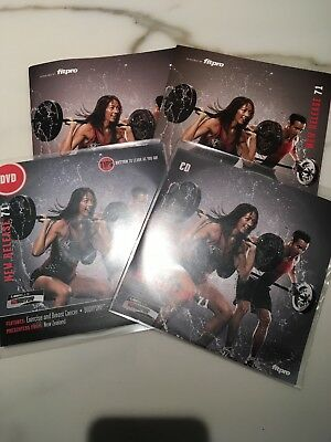 Les Mills Body Pump 71 Instructor Kit - DVD and CD