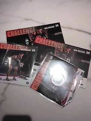 Les Mills Body Pump 64Instructor Kit - DVD and CD