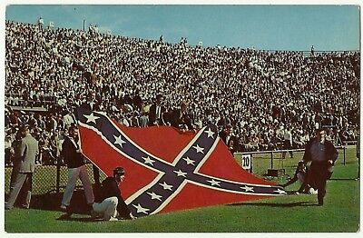 Crowd at University of South Carolina vs Clemson Football Game, ca. 1960