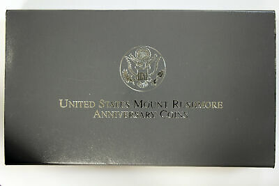 1991 Mount Rushmore Two Coin Proof Commemorative Set (Stock #: NUM3773)