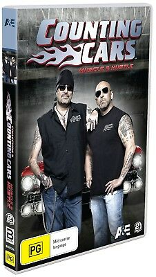 Counting Cars: Muscle & Hustle  DVD $13.99