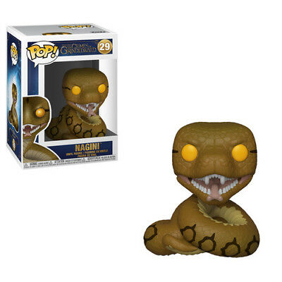 Fantastic Beast 2 - Nagini - Funko Pop! Movies: (2019, Toy NEUF)