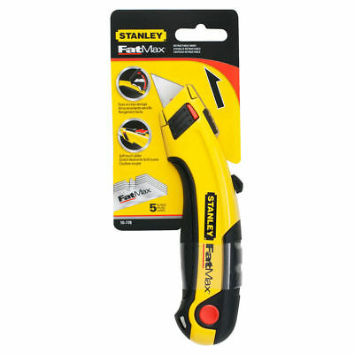 Stanley FatMax Retractable Utility Cutter Handle  STA010778