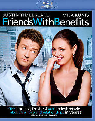Friends with Benefits [Blu-ray] [2011] B-5