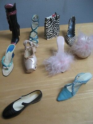 7 Just The Right Raine Shoe Lot B High Ties En Pointe Tango Passion