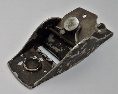 Vintage Carpenters Woodworkers Cabinet Makers Aluminum Block Plane Made In USA