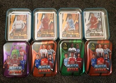 Match Attax 2018/19 EPL - New Mini Tin - Choose your Limited Edition Inside!