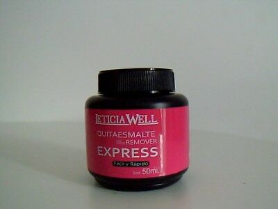 Dissolvant Express 50ml - LETICIA WELL.