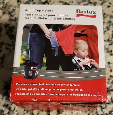 Britax B-Agile Adult Cup Holder S857000 Brand NEW! Free Shipping