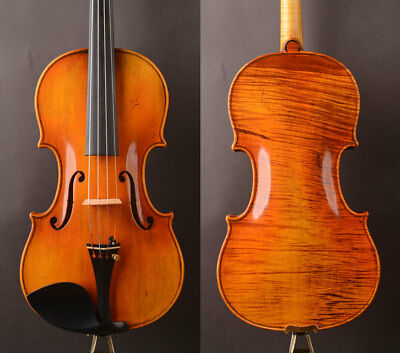 "1PC!Oil anti Guarnieri 'del Gesu' 1742 ""Lord Wilton""Violin!M20 Rich mellow full"