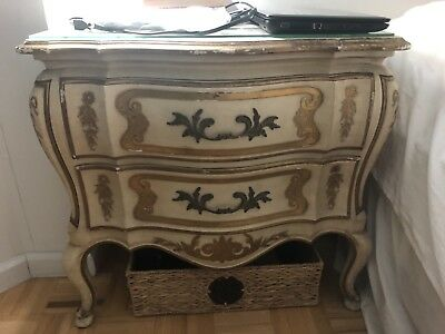 Two French Antiques Dresser