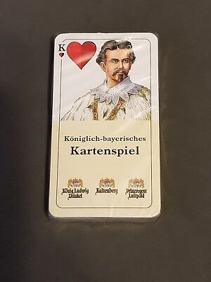 German Beer Playing Cards