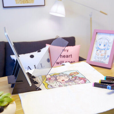 Anime Sketch Panel Zero-based Tracing Board Copy Pad Painting Portable Drawing