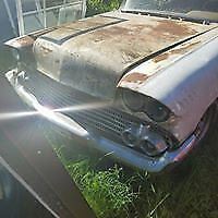 1958 Chevrolet Bel Air/150/210 coupe 1958 Chevy Biscayne 2 door coupe complete with engine