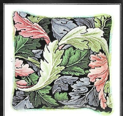 Glorafilia - WILLIAM MORRIS ACANTHUS - GL6041 needlepoint kit