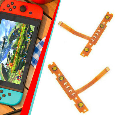 Repair SL SR Button Key L/R Flex Cable For Nintendo Switch Joy-Con Controller