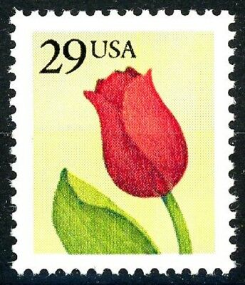 F Rate 29 Cent Denominated Water-Activated Perf 13 MNH Stamp Scott's 2524a