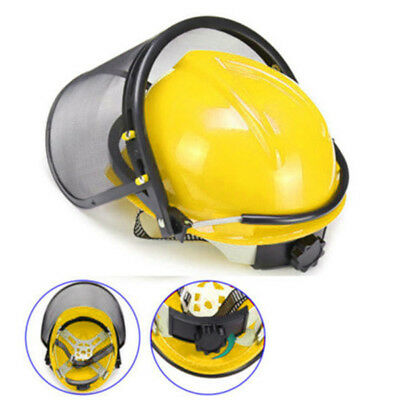 1pcs Welding Safety Helmet Shield Forestry Chainsaw Grinding Face Mask Durable
